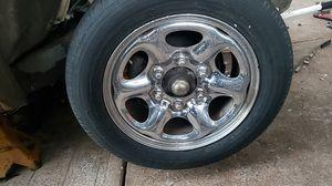 Rims & Tires nissan frontier 195/60r15 for Sale in Kapolei, HI