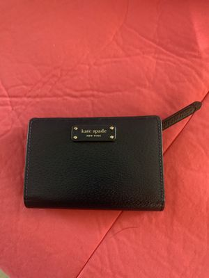 New navy blue Kate spade wallet $40 price is firm for Sale in North Las Vegas, NV