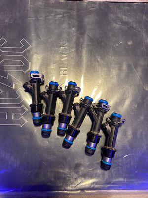 2002 Chevy trailblazer 4.2 l6 injectors for Sale in Bristol, VA