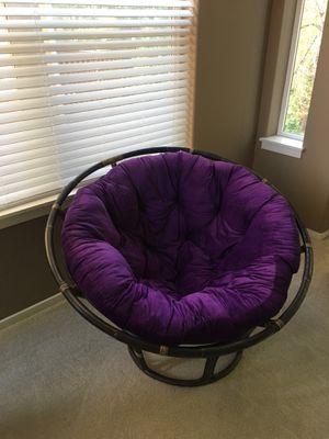 Papasan chair for Sale in Hillsboro, OR