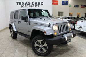 2016 Jeep Wrangler Unlimited for Sale in Carrollton, TX