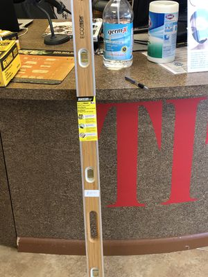 Johnson 4ft Bamboo Level for Sale in Lake Worth, FL