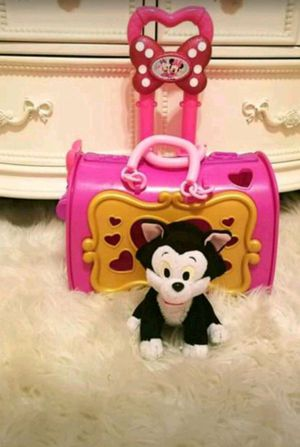 Minnie Mouse Figaro Set for Sale in Jacksonville, FL