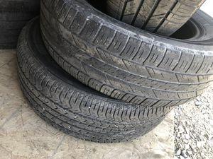 4 Michelin tires 225/60R17 for Sale in Wenatchee, WA