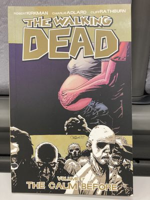 The Walking Dead graphic novel (vol. 7)(2007) for Sale in Coppell, TX