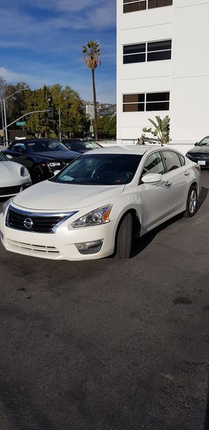 2013 Nissan Altima 2.5 SV for Sale in Los Angeles, CA