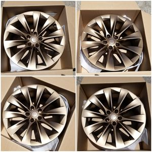 Tesla Bronze OEM Wheels Rims for Sale in Los Angeles, CA