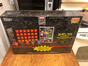Funko POP Pocket POP Figures Marvel Avengers Advent Calender for Sale in Seattle, WA