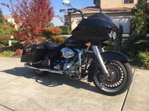 2009 Harley-Davidson Road glade for Sale in Modesto, CA