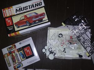 1966 Ford Mustang model car for Sale in Abilene, TX