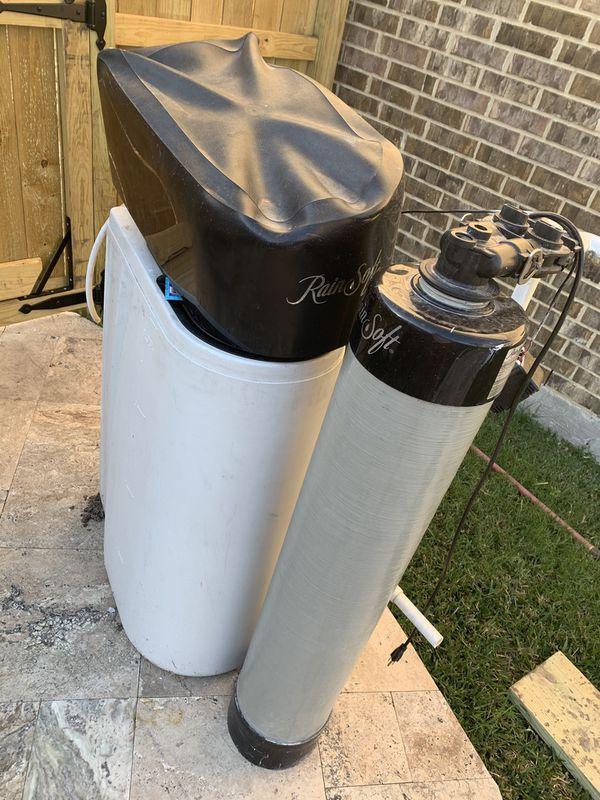 House water softener