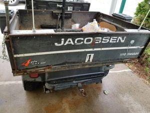 Jacobsen gas dump cart for Sale in Pottsville, PA