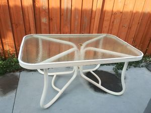 Patio table with base FREE for Sale in Miami, FL