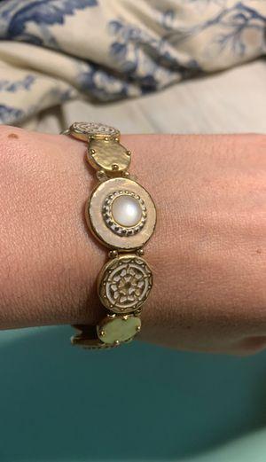 Matte gold bracelet for Sale in Fresno, CA
