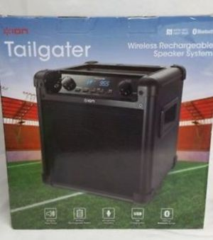 Tailgater Bluetooth Wireless Rechargeable Speaker System for Sale in TX, US