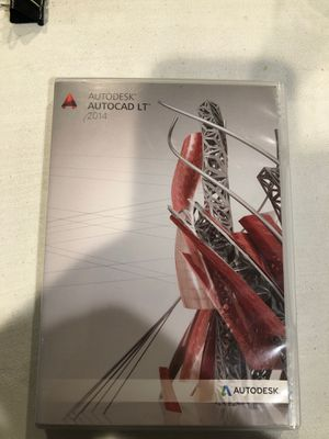 AutoCad 2014 LT for Sale in Claremont, CA