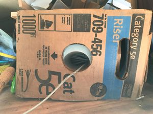 Cat 5e Ethernet cable for Sale in Biloxi, MS