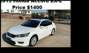 ֆ14OO_2013 Honda Accord for Sale in Duncanville, TX