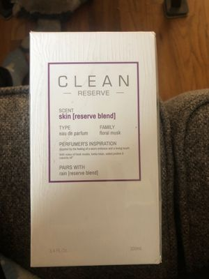 Clean Reserve Skin Perfume for Sale in San Diego, CA