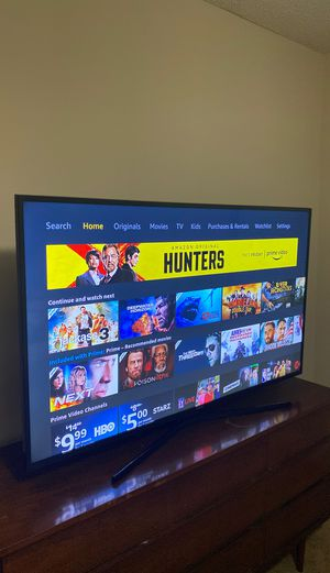 """55"""" Samsung UHD TV. for Sale in Columbia, MO"""