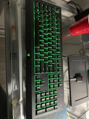 Razor RBG Keyboard for Sale in Hialeah, FL