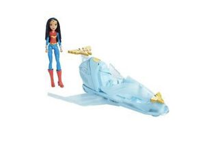DC Super Hero Girls Wonder Woman Doll & Invisible Jet Plane playset BRAND NEW for Sale in Bowie, MD