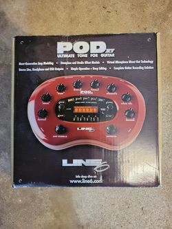 POD XT guitar modeler processor for Sale in Kirkland, WA