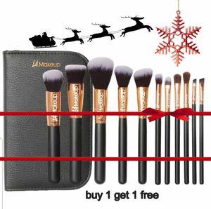 11pcs Makeup brush set for Sale in Los Angeles, CA