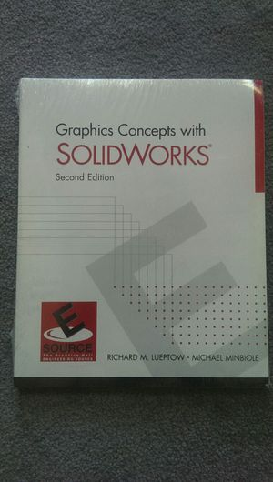Graphics Concepts with Solidworks for Sale in Pittsburgh, PA