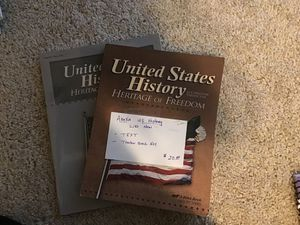 Abeka United States History for Sale in Knoxville, TN