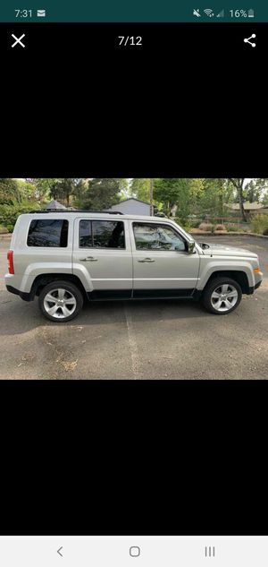 Jeep Patriot Latitude- pending for Sale in OR, US