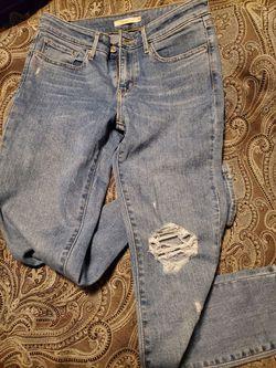 Women's Levi Skinny Jeans. Brand New Size 29. for Sale in Oklahoma City,  OK
