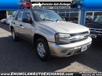 2002 Chevrolet Trailblazer for Sale in Enumclaw,  WA