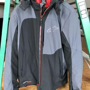 Alpinestar Stratos V2 Techshell Drystar Motorcycle Jacket for Sale in High Ridge, MO