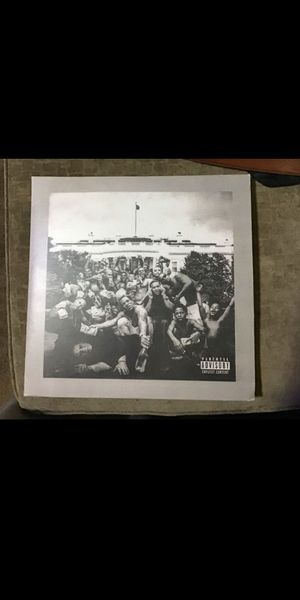 Kendrick Lamar- (Vinyl Record) To Pimp a Butterfly LP for Sale in Indianapolis, IN