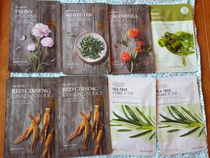 Korean The Face Shop Real Nature Fave Mask for Sale in Manassas, VA