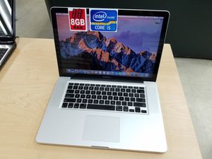 "WOW!! 15"" APPLE MacBook Pro Core i5 * 1TB TERA Laptop Computer!!! EXCELLENT Condition!! for Sale in Miami Springs, FL"