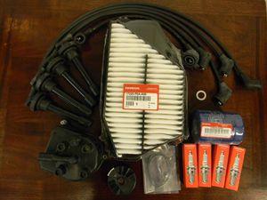 1994-1997 HONDA ACCORD DX LX SE SPARK PLUG WIRES AND DISTRIBUTOR CAP for Sale in Santa Ana, CA