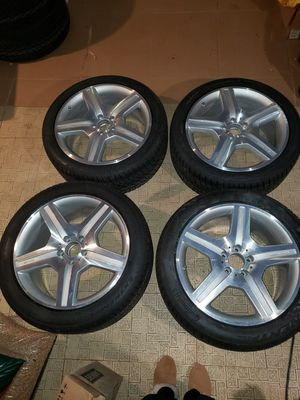 Original Mercedes AMG wheels for Sale in Huntingdon Valley, PA