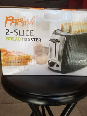 Brand new parini bread toaster for Sale in Riverside, CA