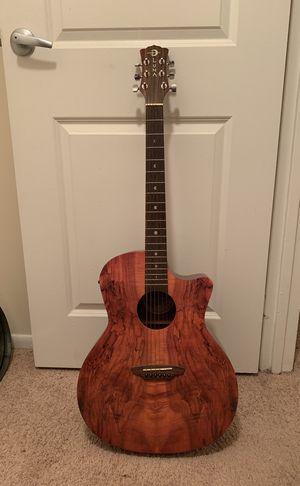 Luna Guitars Gypsy Spalt for Sale in Alexandria, VA