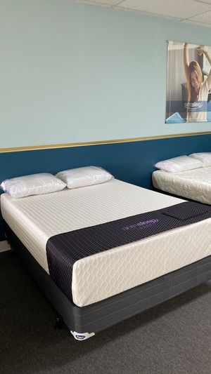 NEW Queen Memory Foam Mattress We FINANCE and DELIVER 2VU for Sale in Irving, TX