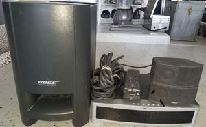Reduced Price - Bose 321 System $200 for Sale in Lake Park, NC