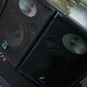 2 stage Big speakers 2021. $490 Each for Sale in Winter Haven, FL