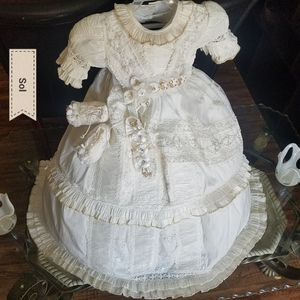 Ropon de bautizo, Christening gown for Sale in Addison, TX