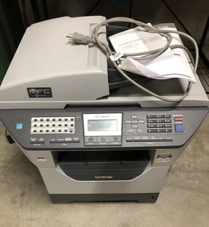 Brother 8680 DN Multi Function Printer for Sale in Tujunga, CA