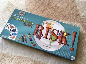 Board game -RISK- for Sale in Beaverton, OR