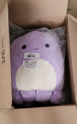 """Squishmallow Octopus Large 16"""" Sealife Violet for Sale in San Francisco,  CA"""