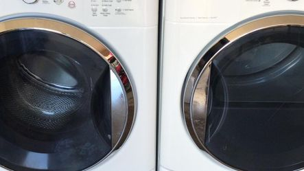 Washer Machine And Dryer Electric Set Two Months Warranty Delivery And Installation for Sale in Phoenix,  AZ