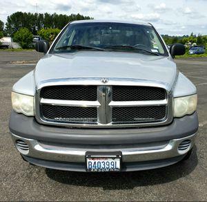 Dodge Ram1500 2002 for Sale in Tacoma, WA